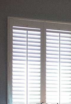 New Plantation Shutters Near Los Altos